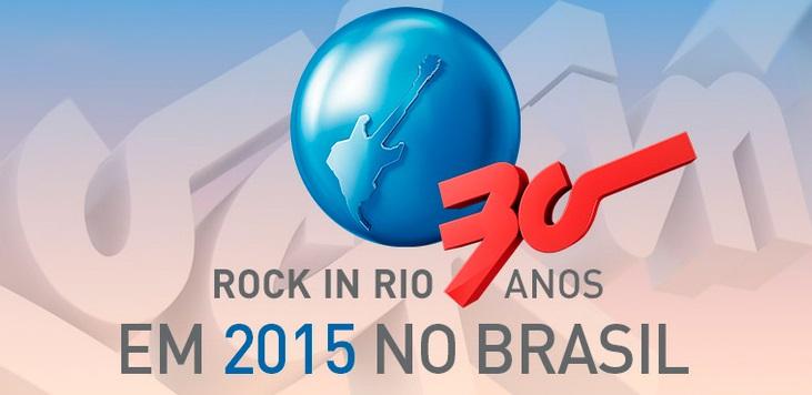 Aquecimento Rock In Rio 2015: artistas confirmados