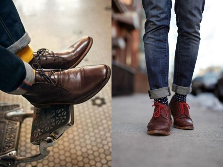 5 estilos de calçados para o Outono Masculino