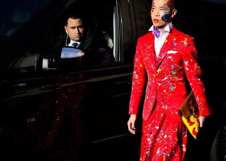 Não cometa o erro de quem frequenta uma Fashion Week