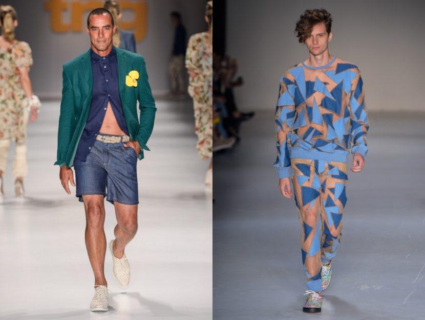 Resumão de tendências masculinas Verão 2016