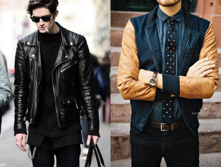 16 modos diferentes de usar jaqueta