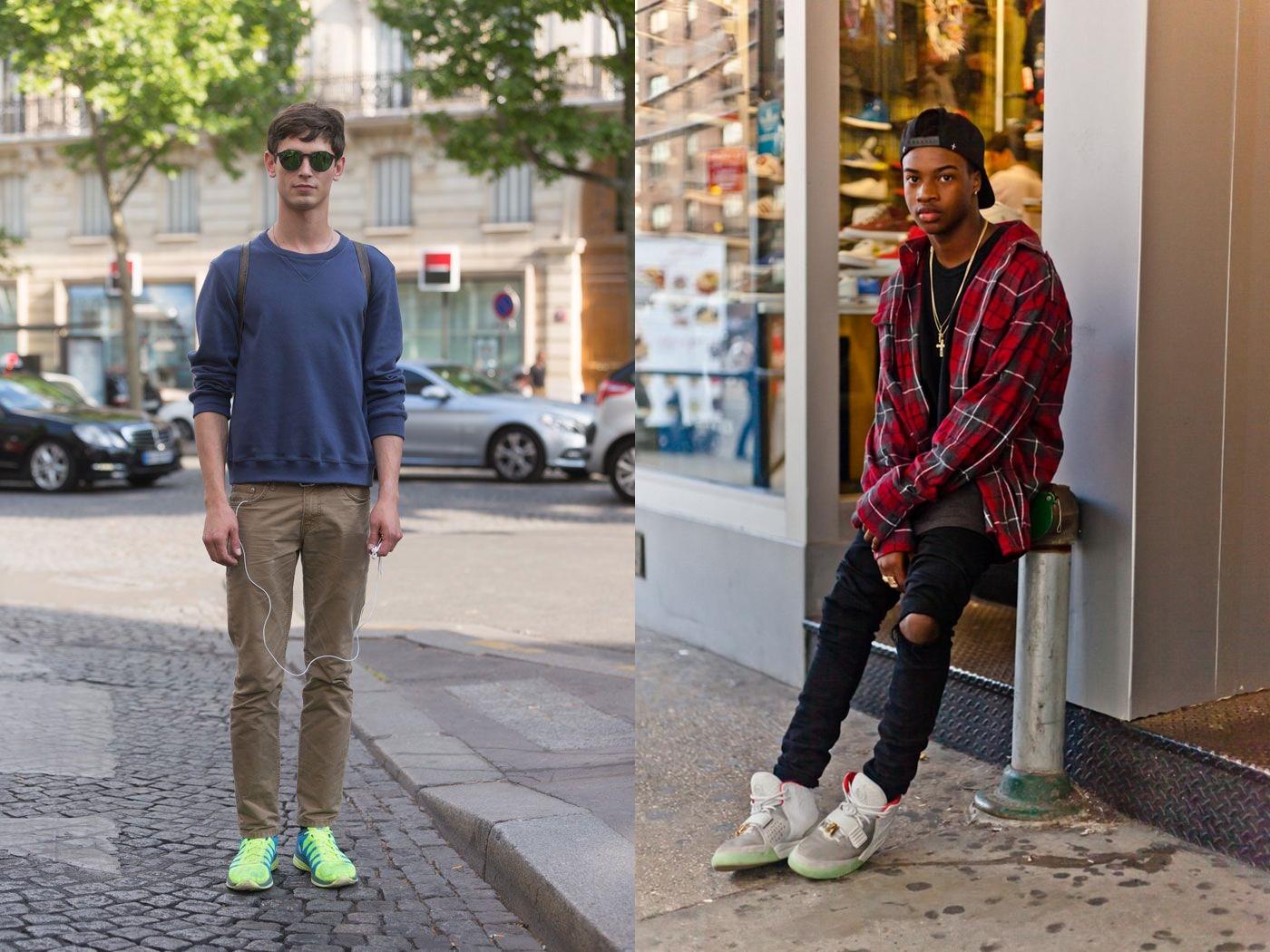 39da5914692 Como usar tênis com roupas casuais - MODA SEM CENSURA
