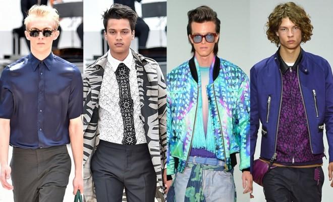 tendencia masculina, desfile masculino, moda masculina, trends, runway, fashion, london collection, summer 2016, ss16, verão 2016, 6