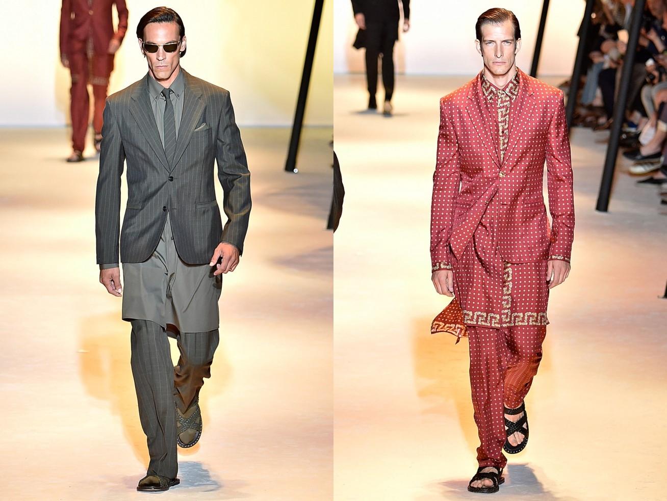 Mil O Versace Ver O 2016 Masculino Moda Sem Censura Blog De Moda Masculina