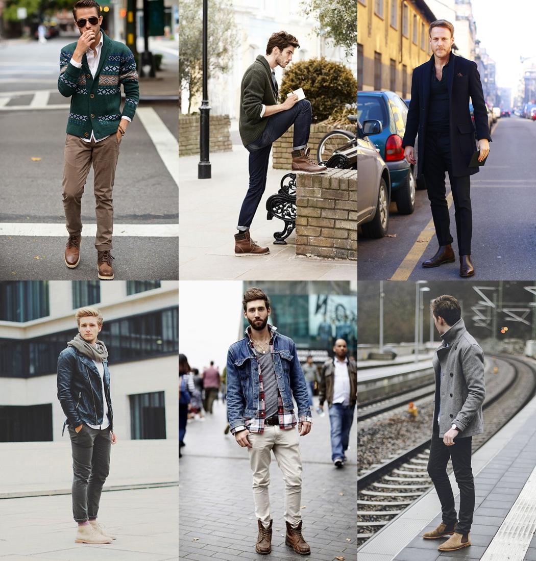 1886b6c1c5 Como usar botas masculinas no Inverno - MODA SEM CENSURA