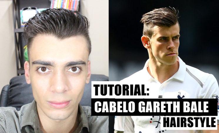 Tutorial: Cabelo Gareth Bale