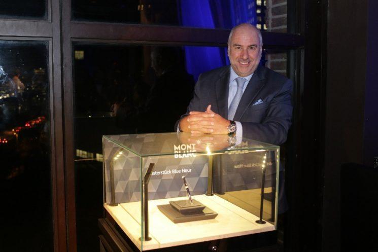 Montblanc inaugurou nova Boutique