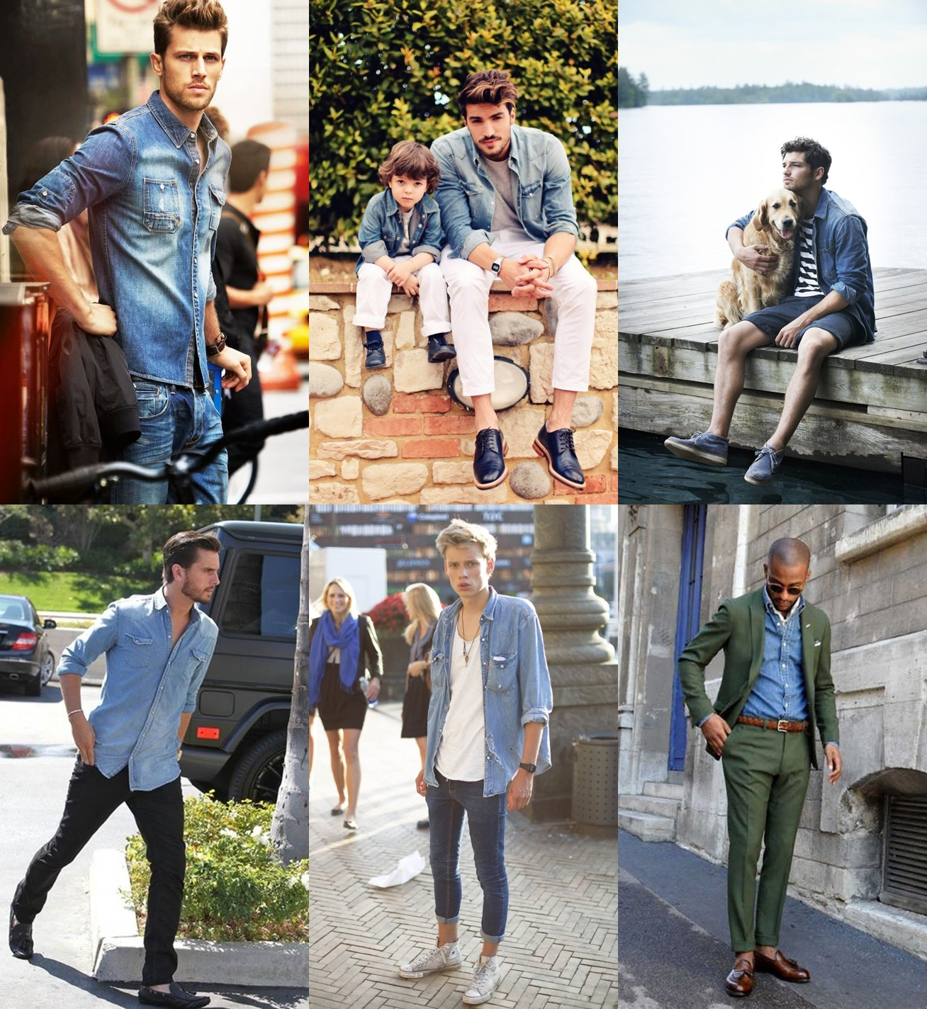 camisa jeans masculino, camisa jeans, moda masculina, moda 2016, tendencia 2016, menswear, style, estilo, alex cursino, moda sem censura, blog de moda, fashion blogger, fashion tips, 3