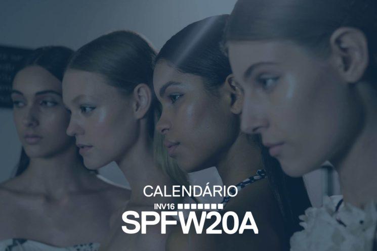 SPFW divulga programação da edição Inverno 2016