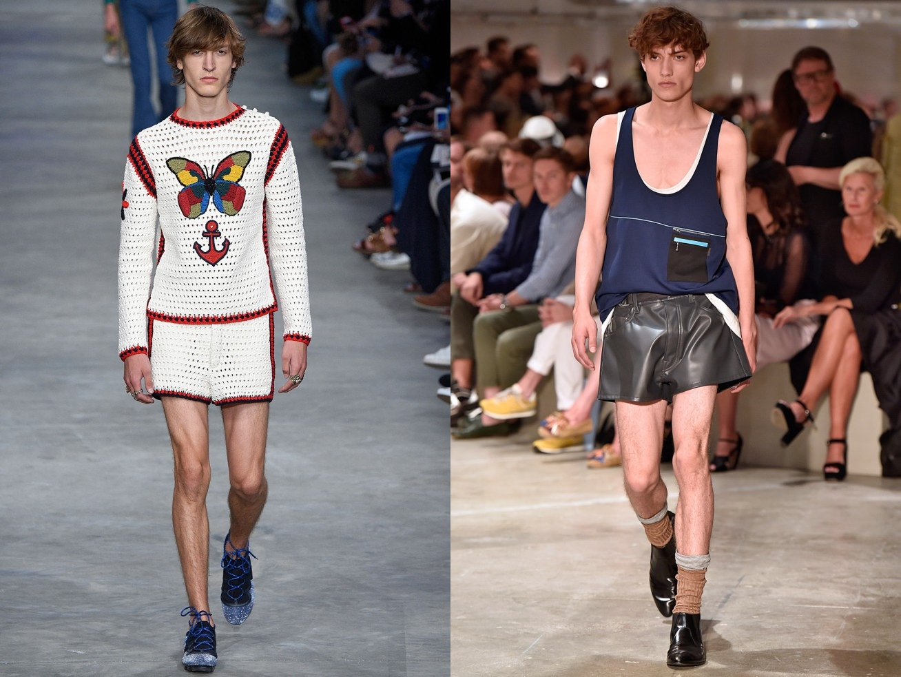 prada summer 2016, gucci summer 2016, desfile masculino, fashion blogger, blogger, mesnwear , blogueiro de moda, alex cursino, moda sem censura, style tips, fashion tips,