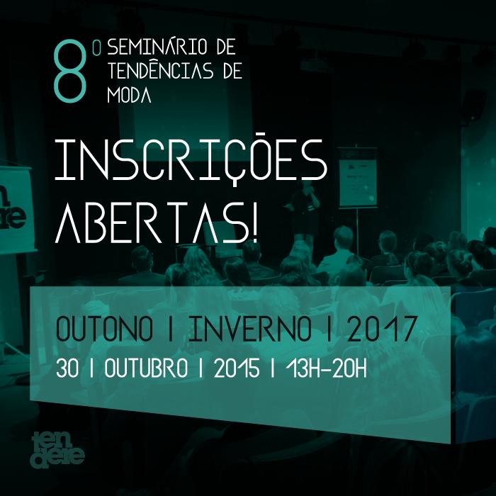 8º Seminário de Tendências – Outono-inverno 2017
