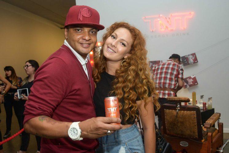 Esporte e música invadiram o Estúdio TNT na SPFW