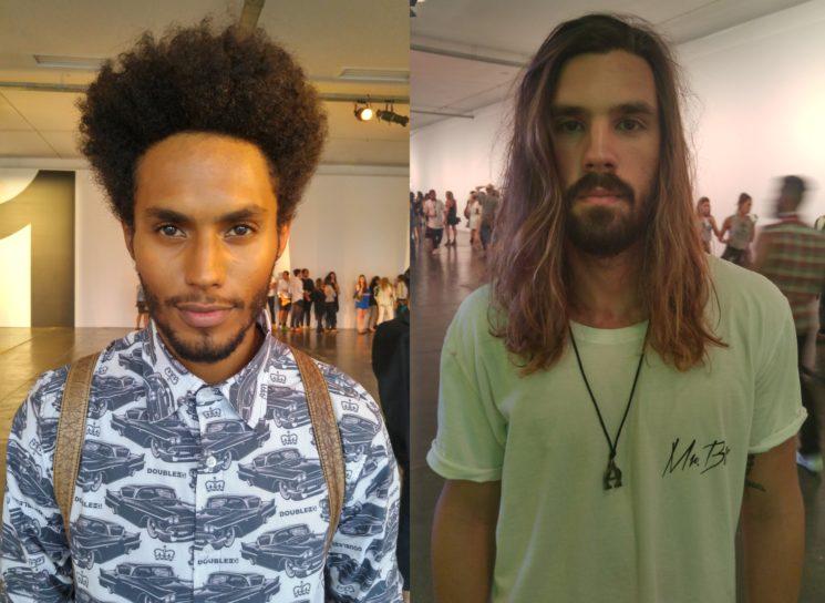 Os cabelos dos homens da SPFW Inverno 2016