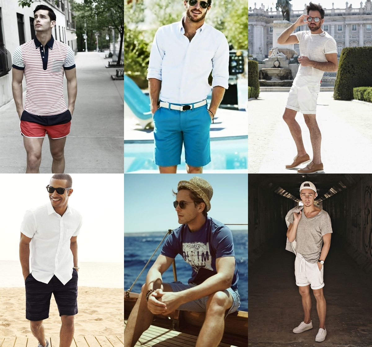 como usar short masculino, short masculino 2016, verão 2016, tendencia masculina, moda masculina, dicas de moda, dicas de estilo, alex cursino, moda sem censura, menswear, blogger, blogueiro de moda, 4