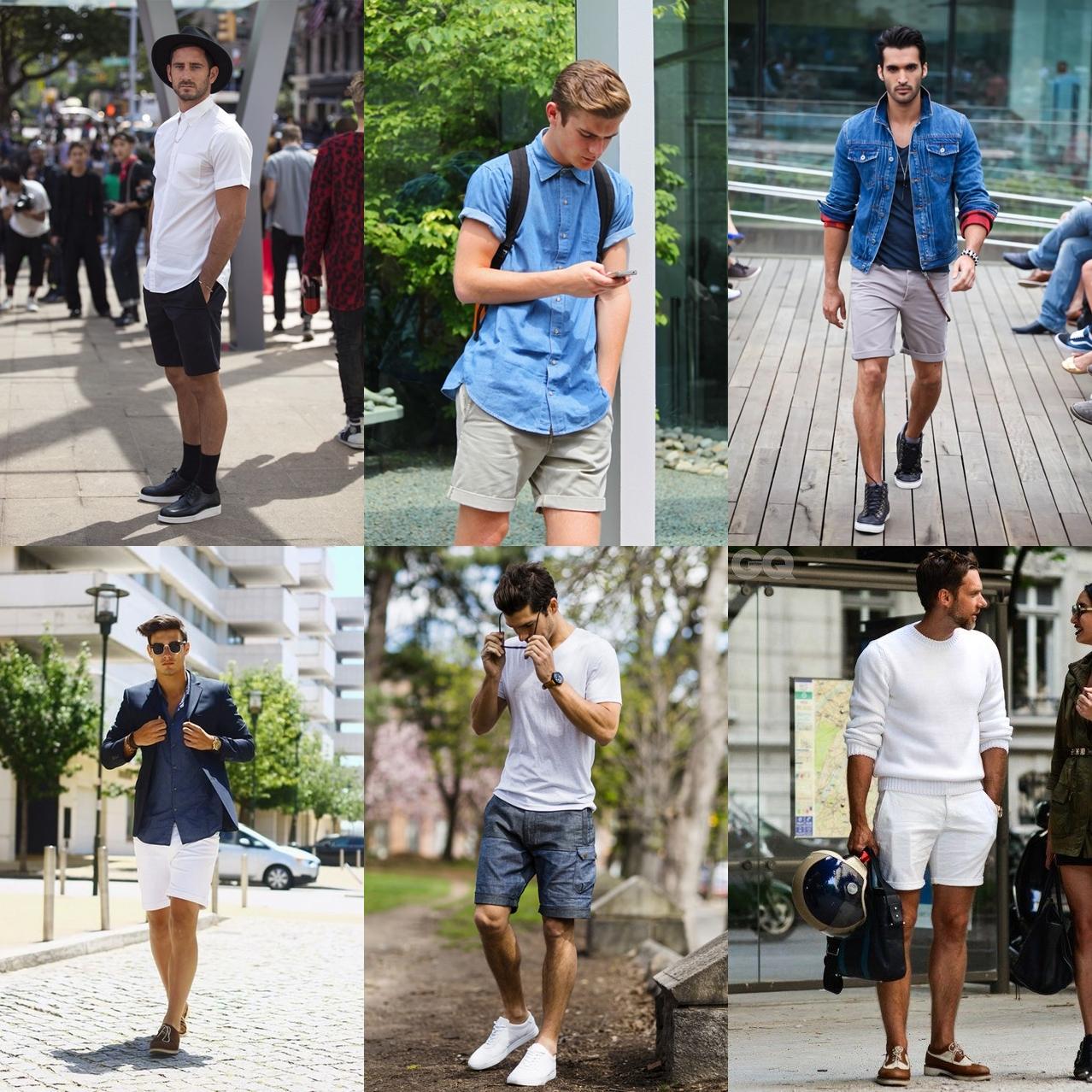como usar short masculino, short masculino 2016, verão 2016, tendencia masculina, moda masculina, dicas de moda, dicas de estilo, alex cursino, moda sem censura, menswear, blogger, blogueiro de moda,