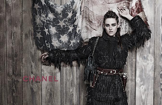 Kristen Stweart será Coco Chanel