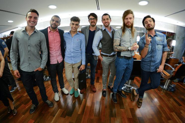 Gillette reúne blogueiros de moda masculina