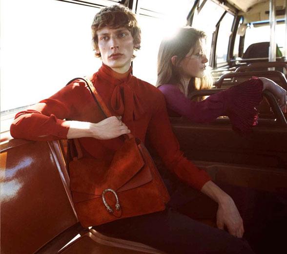 In Bloom – Fashion Film da Gucci