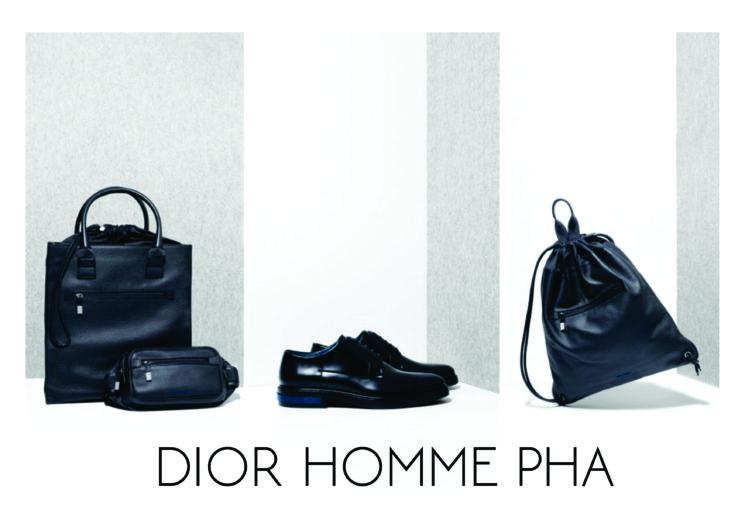 Inspiração: Nova Linha Dior Homme