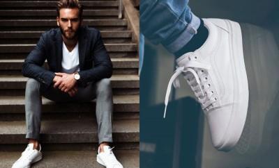sneakers branco, tenis branco, calçado branco, como usar tenis branco, como usar sneacker branco, moda masculina, alex cursino, moda sem censura, blog de moda, blogger
