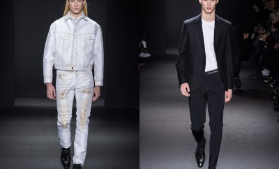 Fall/Winter 2016/2017 Menswear Collections