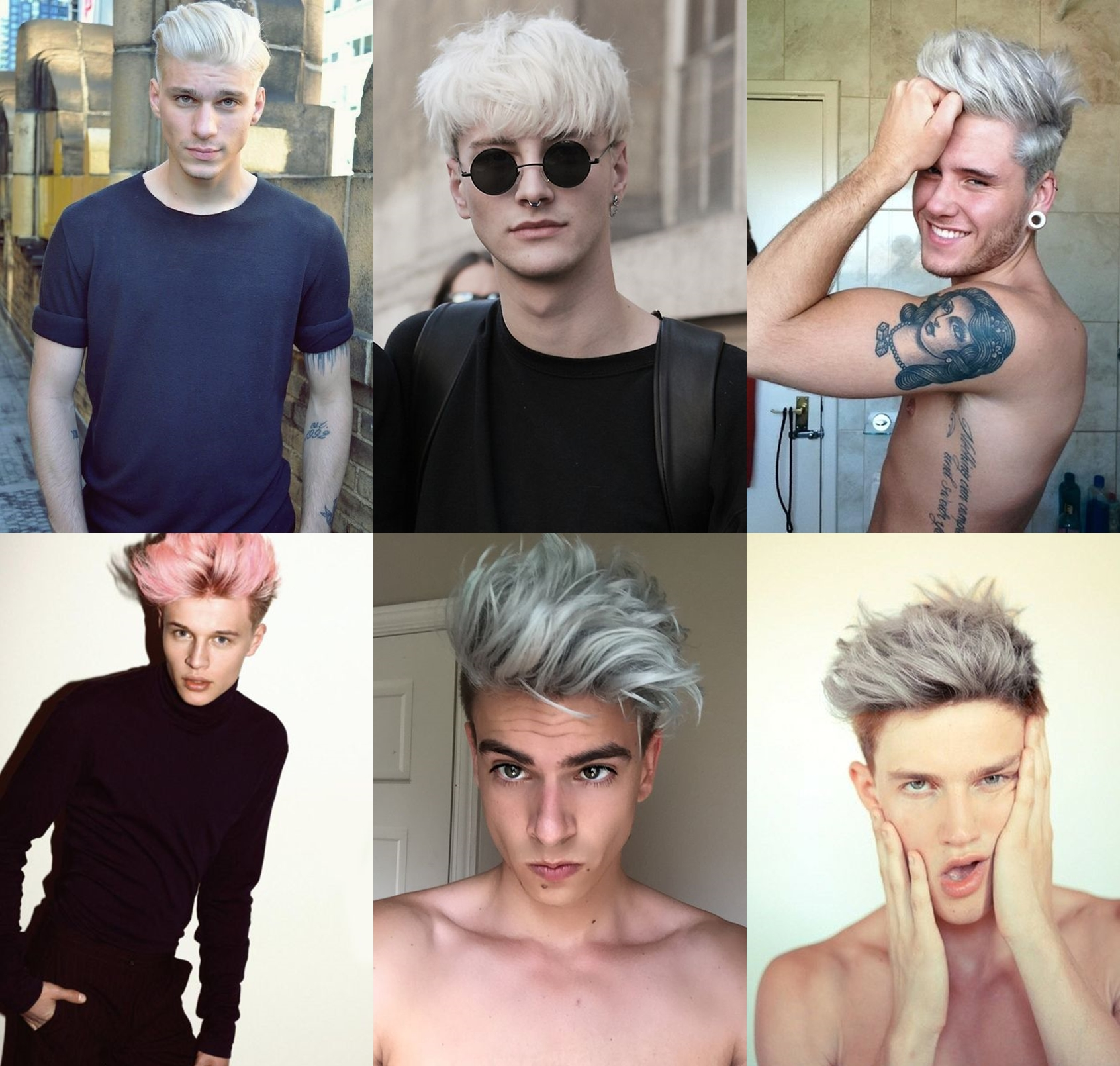 cabelo platinado, platinado masculino, cabelo masculino, corte masculino, penteados 2016, cortes 2016, menswear, moda masculina, fashion blogger, menswear, style, estilo, alex cursino, moda sem censura, 3
