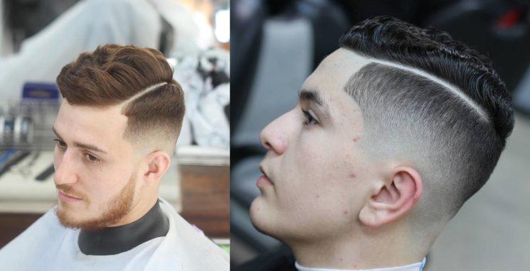 Corte masculino 2016: novos estilos de undercut