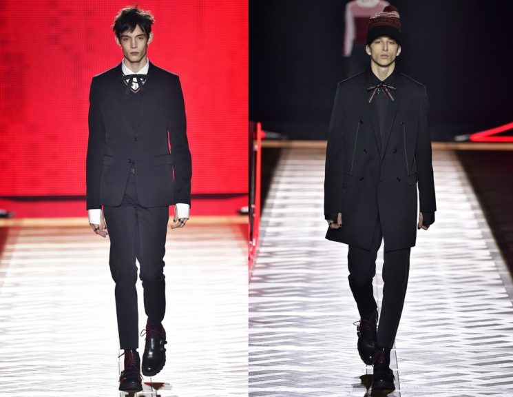 Paris: Dior Homme Inverno 2016