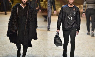 dolce and gabbana, fall 2016, inverno 2016, desfile, fashion show, milan fashion week, moda sem censura, alex cursino, blog de moda, blogger, menswear,