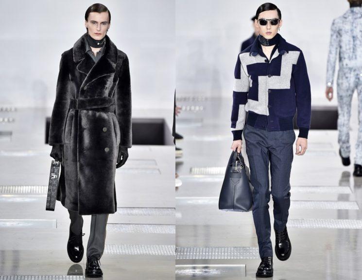 Paris: Louis Vuitton Inverno 2016