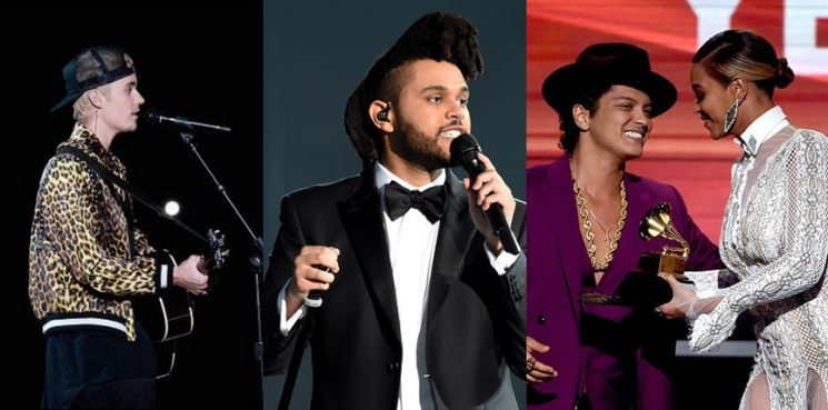 Grammy 2016: os homens mais estilosos