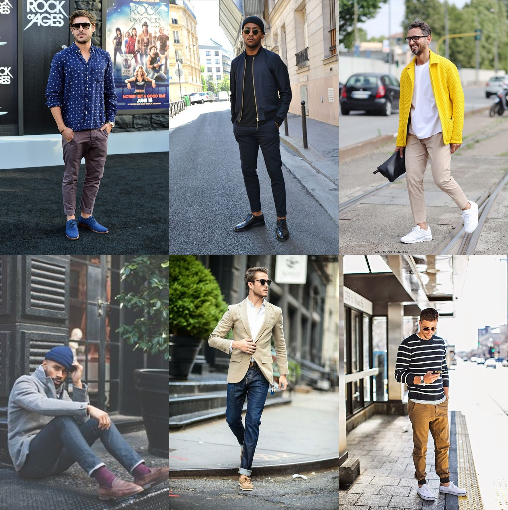 So Cal Clothing >> Calça mais curta é tendência masculina - MODA SEM CENSURA | SITE MASCULINO