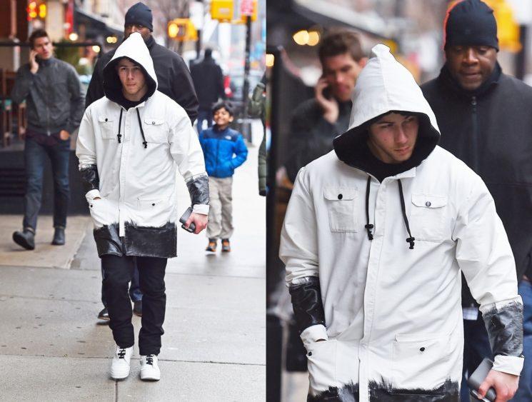 Outfit do dia #2: Nick Jonas