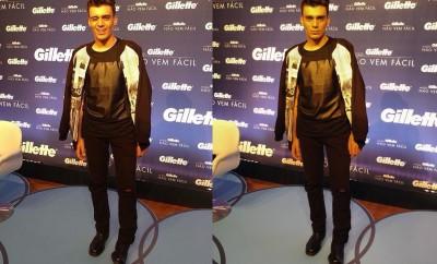 alex cursino, gillette, olimpiadas 2016, rio 2016, instituto neymar jr, blogueiro de moda, blogger, fashion blogger, blog, menswear, outfit of the day, stylist, estilo masculino, roupa masculina, riachuelo