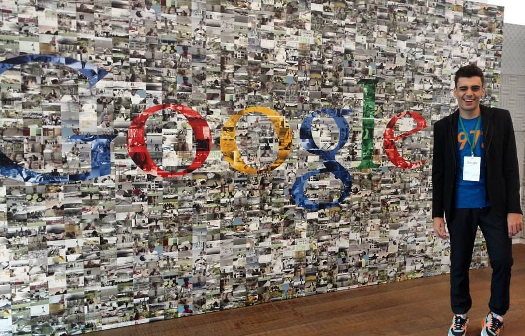 alex cursino, google brasil, google brazil, encontro youtubers, alice salazar, camila coelho, lorelay fox, fer escariao, maira medeiros, nataly neri, dicas de moda, ganhar dinheiro com internet, adsense