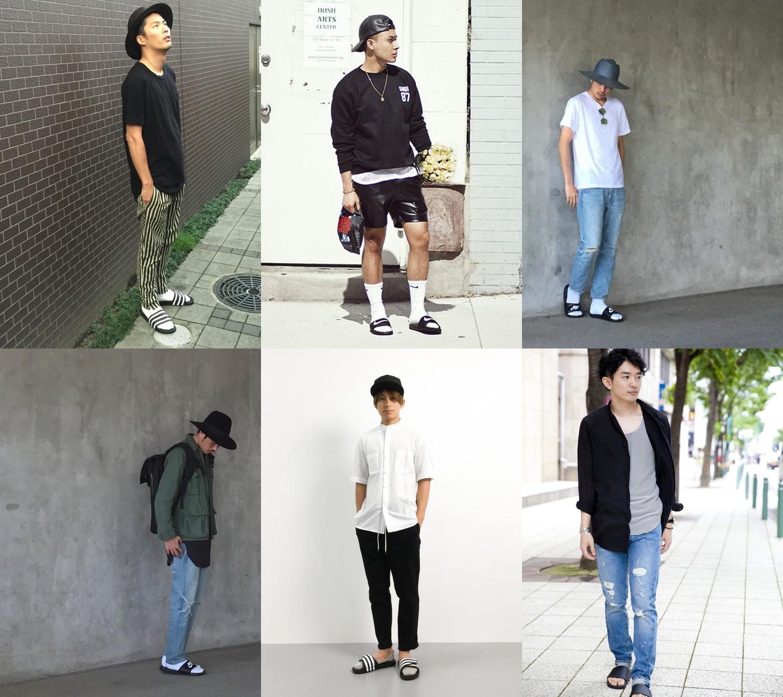 chinelo com meia, chinelo slide, sandals and socks, menswear, moda masculina, alex cursino, moda sem censura, blog de moda, dicas de moda, dicas de estilo, 4