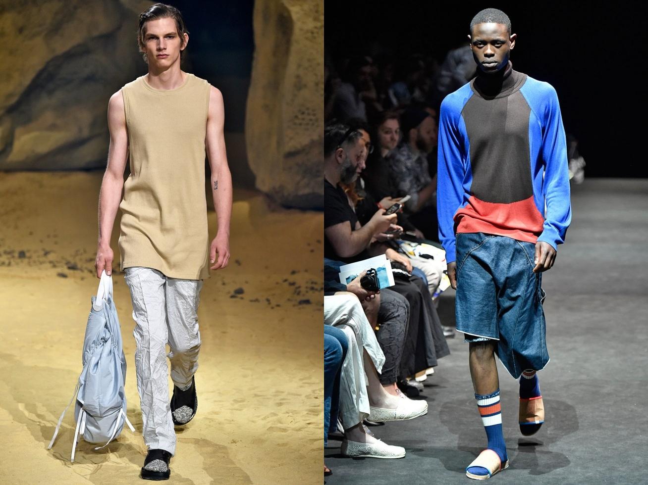 chinelo com meia, chinelo slide, sandals and socks, menswear, moda masculina, alex cursino, moda sem censura, blog de moda, dicas de moda, dicas de estilo,
