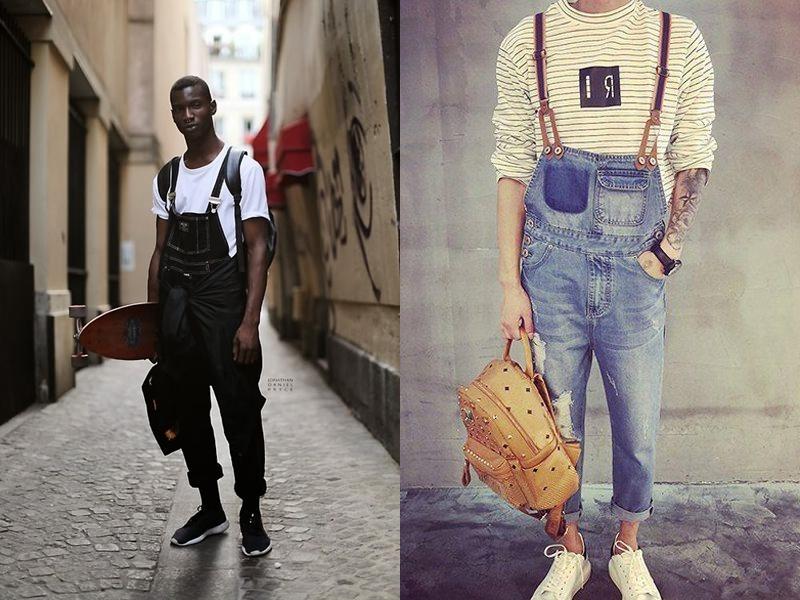 macacão masculino, overalls, look masculino, outfit, outfit of the day, estilo, roupa masculina, moda masculina, dicas de moda, alex cursino, moda sem censura, fashion tips, (4)