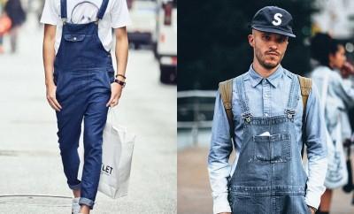 macacão masculino, overalls, look masculino, outfit, outfit of the day, estilo, roupa masculina, moda masculina, dicas de moda, alex cursino, moda sem censura, fashion tips,  (5)