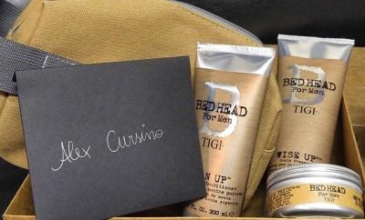 tigi, bed head, produto masculino, produto importado, cera de cabelo, finalizador, penteado masculino, corte masculino, alex cursino, moda sem censura, mens, style,