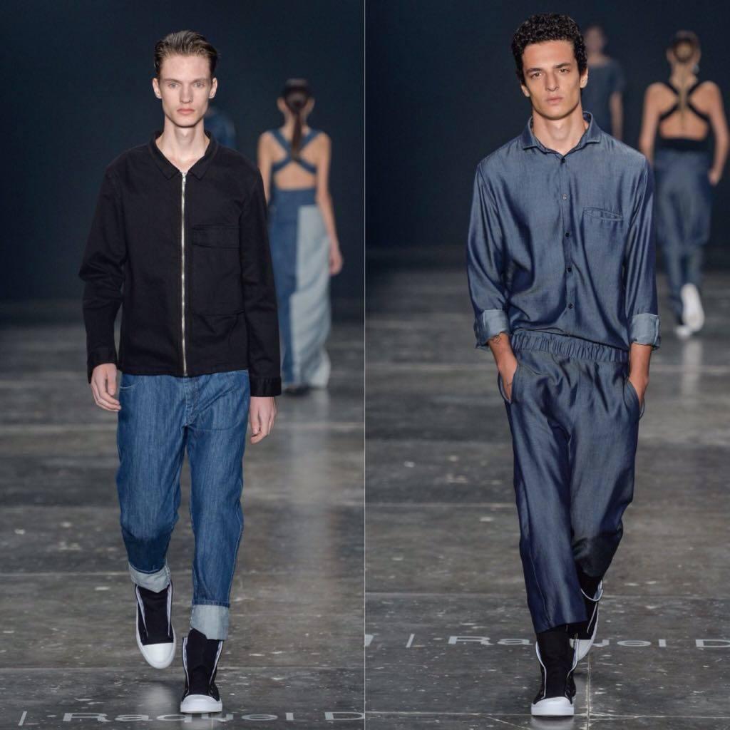 Tendencias Pelo Hombre Fashion Week