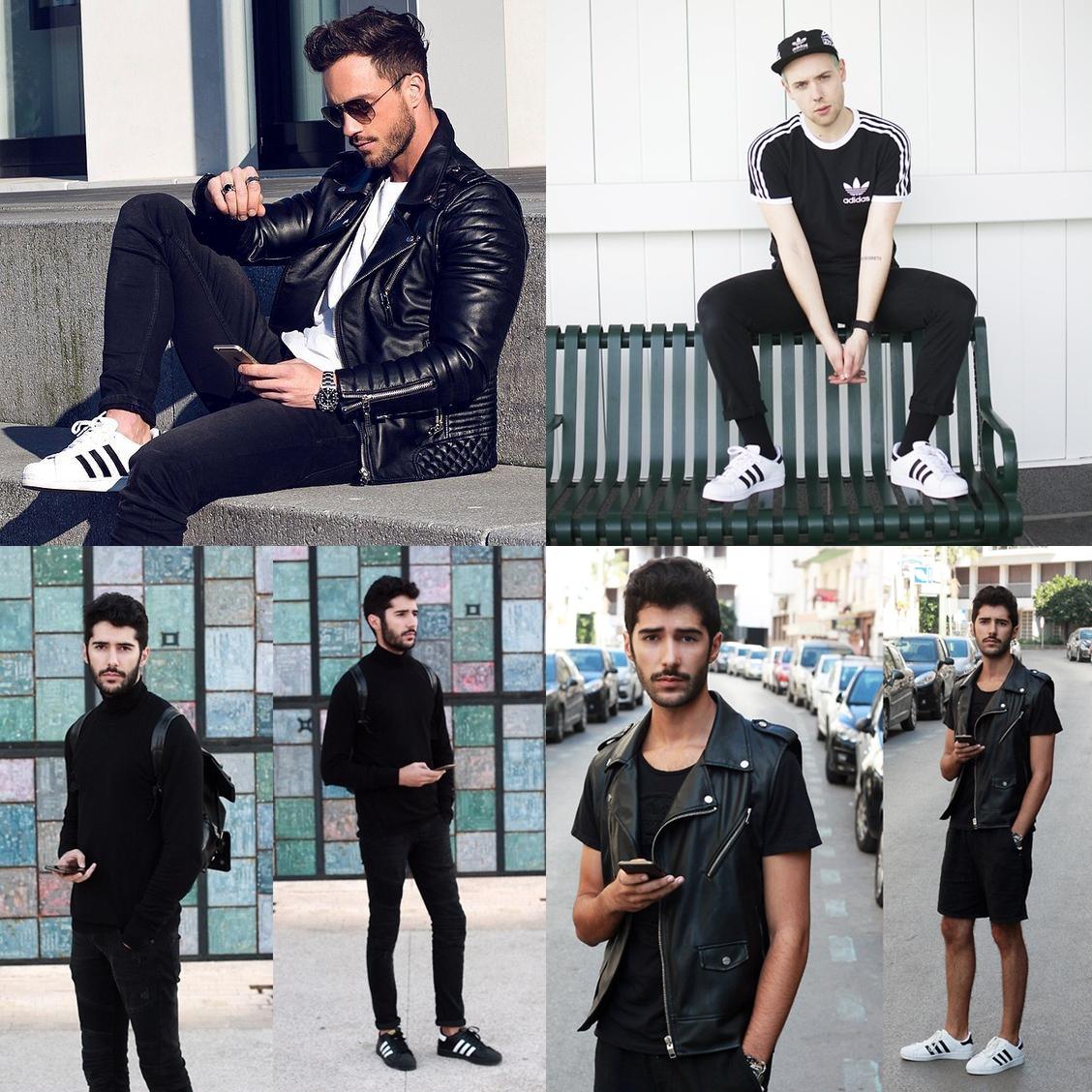Adidas Superstar O Queridinho Dos Fashionistas Moda Sem Censura Blog De Moda Masculina