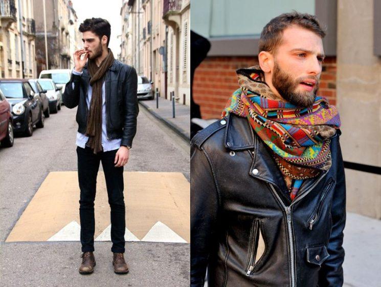 Como usar echarpe com estilo no Inverno