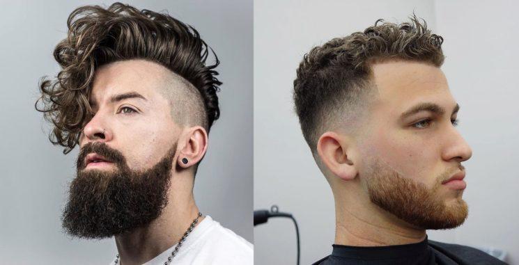 21 cortes masculinos modernos para cabelos enrolados