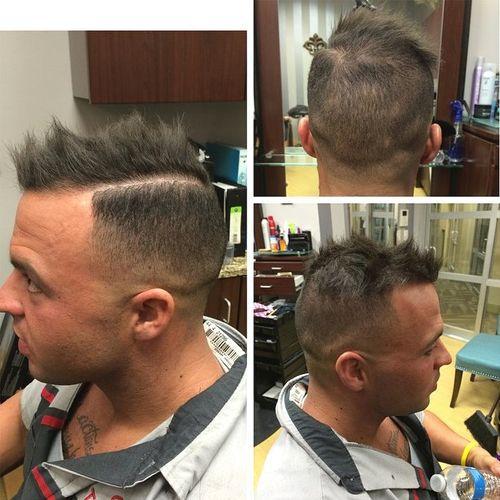 corte masculino, dicas de cortes, esconder entradas do cabelo, dicas para calvos, calvice masculina, como curar calvice, como tratar calvice, alex cursino, moda sem censura, youtuber, fashion blogger, blog (8)