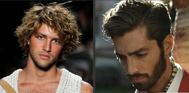 Corte De Cabelo E Penteado Para Homens Com Rosto Fino Moda