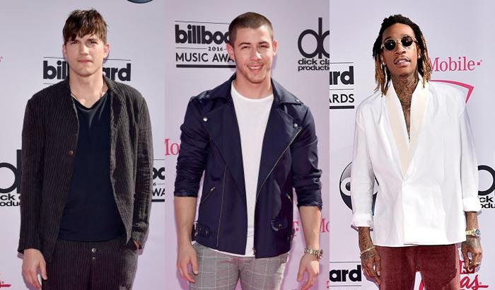 Os mais estilosos do Billboard Music Awards 2016