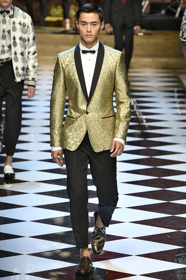 dolce e gabbana, milan fashion week, fashion show, desfile masculino, desfile milão, coleção masculina, review, alex cursino, moda sem censura, blog de moda, blogger, influencer, (12)