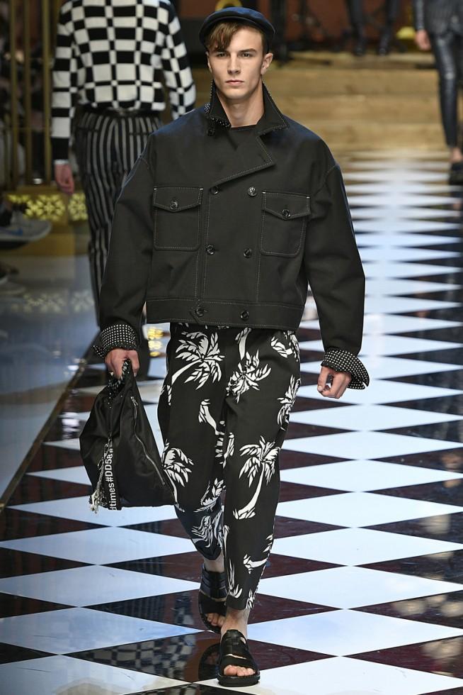 dolce e gabbana, milan fashion week, fashion show, desfile masculino, desfile milão, coleção masculina, review, alex cursino, moda sem censura, blog de moda, blogger, influencer, (22)