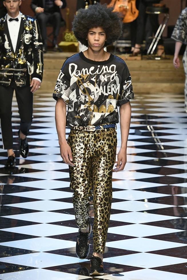 dolce e gabbana, milan fashion week, fashion show, desfile masculino, desfile milão, coleção masculina, review, alex cursino, moda sem censura, blog de moda, blogger, influencer, (44)